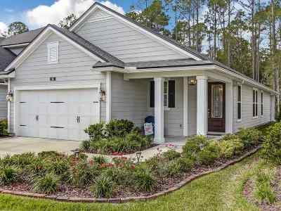 Ponte Vedra Single Family Home For Sale: 86 Bison Trl
