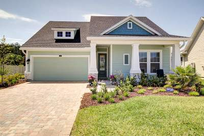 Ponte Vedra Single Family Home For Sale: 201 Paradise Valley Dr.