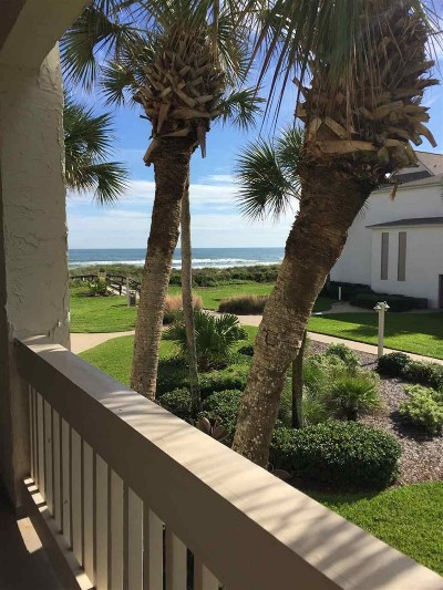St Augustine Condo For Sale: 8130 A1a S #h-15
