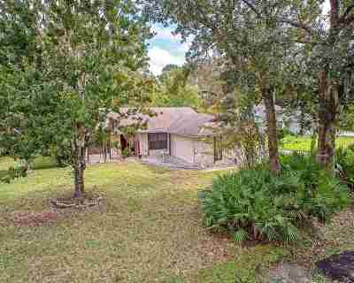 St Augustine FL Single Family Home For Sale: $262,500