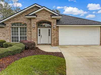 Jacksonville Single Family Home For Sale: W 12541 Hidden Gardens Dr
