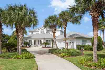 St Augustine FL Single Family Home For Sale: $749,900