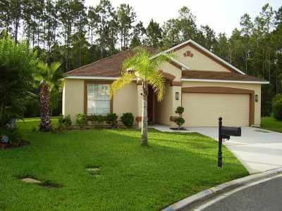 St Johns FL Single Family Home For Sale: $289,900
