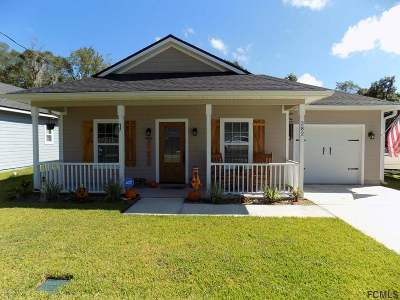 Hastings FL Single Family Home For Sale: $205,000