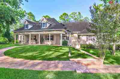 Single Family Home For Sale: 6908 Cypress Lake Ct.