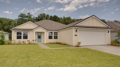 Single Family Home For Sale: 295 Fox Water Trail