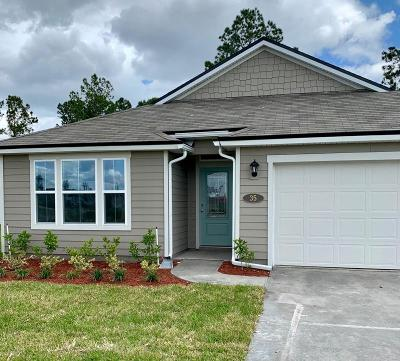 Single Family Home For Sale: 35 Fox Water Trail