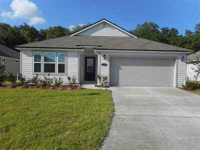 St Augustine FL Single Family Home For Sale: $297,990