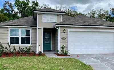 St Augustine FL Single Family Home For Sale: $277,990