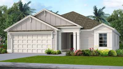 St Augustine FL Single Family Home For Sale: $301,990