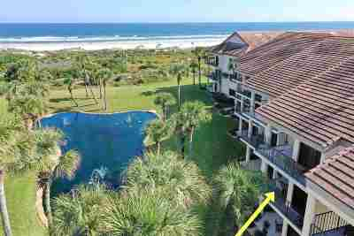 St Augustine Beach Condo For Sale: 202 Caribe Vista Way