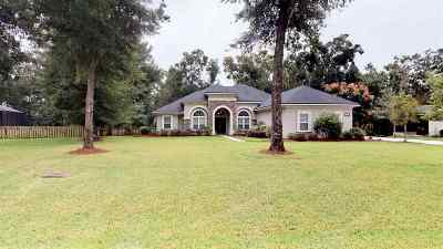 St Augustine Single Family Home For Sale: 729 Old Loggers Way