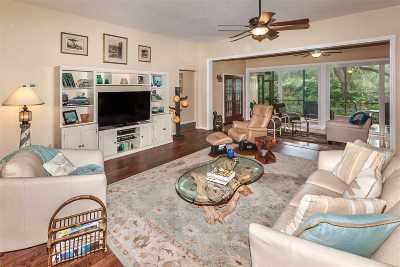 St Augustine Single Family Home For Sale: 844 White Eagle Circle