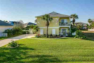 Porpoise Point Single Family Home For Sale: 209 Sea Turtle Way