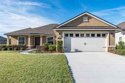 St Augustine Single Family Home For Sale: 121 Providence Drive