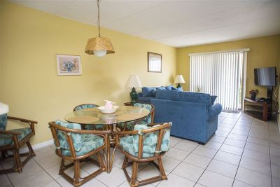 St Augustine Beach FL Condo For Sale: $258,000
