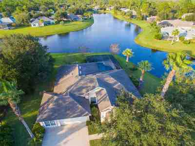 St Augustine Single Family Home For Sale: 336 Point Pleasant Dr.