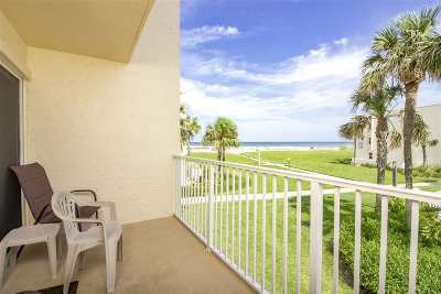 St Augustine Beach FL Condo For Sale: $379,000