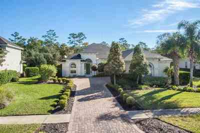 St Augustine Single Family Home For Sale: 345 Valverde Lane