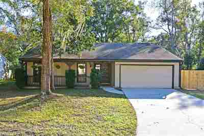 Jacksonville Single Family Home For Sale: 4834 Wethersfield Pl W