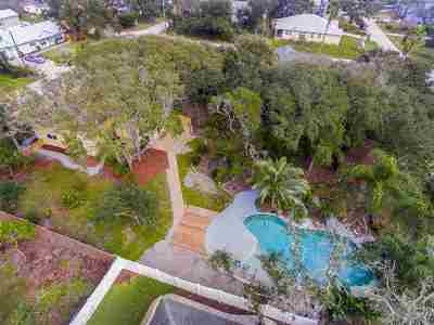 St Augustine Single Family Home For Sale: 505 Fifteenth St.