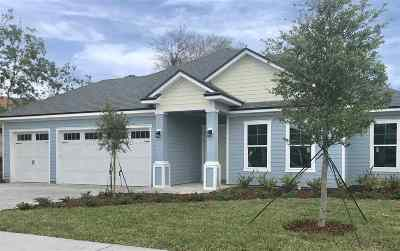 Saint Johns County Single Family Home For Sale: 206 Pescado Drive