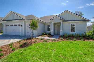 Saint Johns County Single Family Home For Sale: 176 Pescado Drive