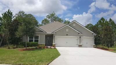 Saint Johns County Single Family Home For Sale: 21 Split Oak Road