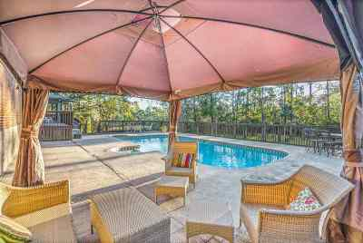 St Augustine Single Family Home For Sale: 3617 Crazy Horse Trail