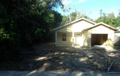 Saint Johns County Single Family Home For Sale: 1365 Mattie Street
