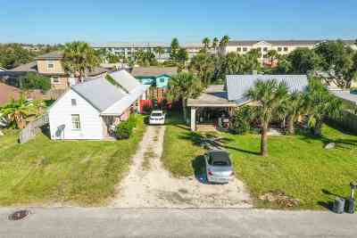 St Augustine Beach FL Multi Family Home For Sale: $585,000