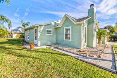 St Augustine Single Family Home For Sale: 2 Hawaiian