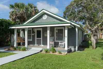 St Augustine Single Family Home For Sale: 9133 Mellon Court