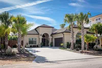 Palm Coast Single Family Home For Sale: 30 Seascape Dr.