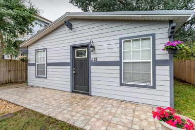 St Augustine Single Family Home For Sale: 118 Twine St