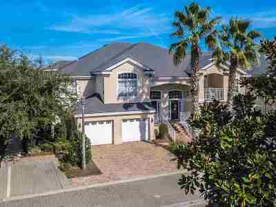 St Augustine Beach Townhouse For Sale: 1951 Makarios Drive