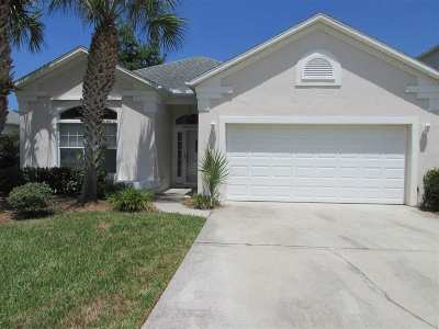 St Augustine Single Family Home For Sale: 161 Cedar Ridge Circle