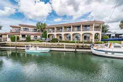 St Augustine FL Condo For Sale: $99,000