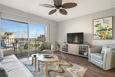 St Augustine Condo For Sale: S 5930 A1a #Unit 6C