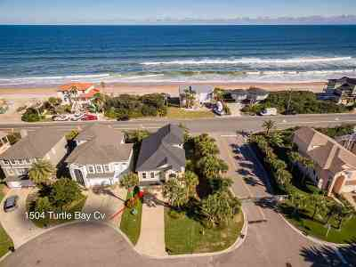 Single Family Home For Sale: 1504 Turtle Bay Cove