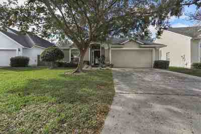 St Augustine Single Family Home For Sale: 1657 Austin Lane
