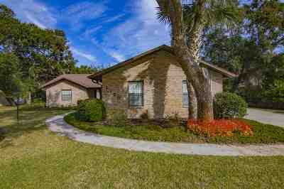 St Augustine Single Family Home For Sale: 1170 San Jose Forest Drive
