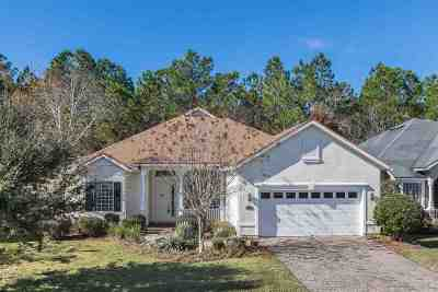 St Augustine Single Family Home For Sale: 1113 Inverness