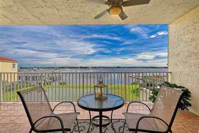 St Augustine Condo For Sale: 157 Marine #202