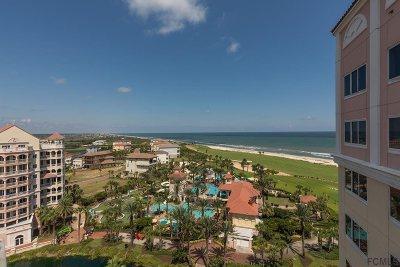 Palm Coast Condo For Sale: 200 Ocean Crest Drive #1009