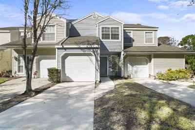 Jacksonville Townhouse Conting_accpt Backups: 9854 Moorings Dr