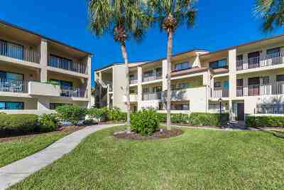 St Augustine Beach Condo For Sale: 850 A1a Beach Blvd #11