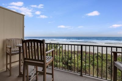 St Augustine Beach Condo For Sale: S 8550 A1a #305 #305