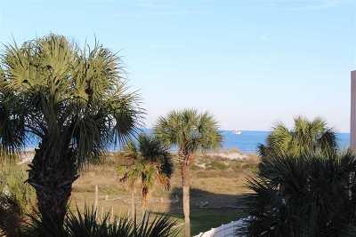 St Augustine Beach Condo For Sale: 4 Ocean Trace Rd, Unit 323