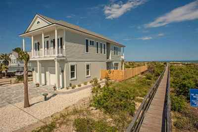 St Augustine FL Single Family Home For Sale: $1,495,000
